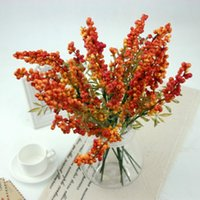 Artificial flowers Simulation berry tree branches Home simul...