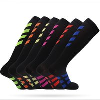 Men Women Compression Socks Breathable Pressure Circulation ...