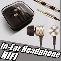 Xiaomi HIFI Headphone Noise Cancelling Headset Universal 3. 5...