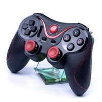 Bluetooth Gamepad Wireless Joystick Game Pad Joypad Controller di gioco Telecomando per Samsung S8 Android Phone iPhone X Smart TV Box PC