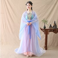 Superb Wholesale Adult Fairy Princess Costumes For Sale   Elegant Fairy Dress  Chinese Style Palace Princess Skirt