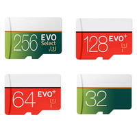 EVO Select VS EVO Plus 256GB 128GB 64GB 32GB Tarjeta Micro SD SD TF U1 U3 High Speed ​​Class 10