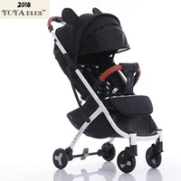 YOYAPLUS 2018 New Style baby stroller light folding umbrella...