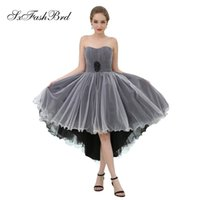 Elegant Girls Dress Sweetheart A Line Hi Low Tulle Party For...