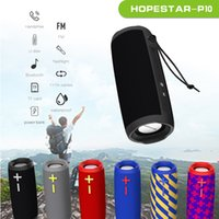 P10 waterproof handfree bluetooth Wireless Speaker 1800mah l...