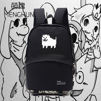 Cool game backpack undertale backpacks hadodog printing new ...