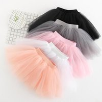 New Summer Baby Girls Lace Skirt Kids Princess Bubble Skirt ...