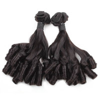 Funmi Hair 100A Bunchy Spring Curl Virgin Human Hair 4Bundle...