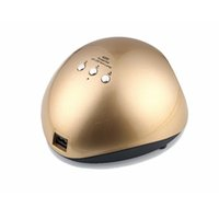 48W Gold UV LED Lamps Professional Nail Dryer SUN5 Nail Gel ...