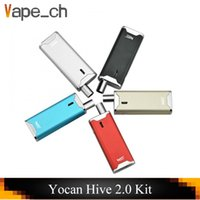 Original Yocan Hive 2. 0 Kit Vaporizer Kit 650mAh Variable Vo...