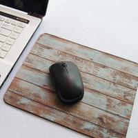 Tablero al por mayor / Adoquines / Lago Alfombrillas de ratón Alfombrilla para ratón antirrígida Rectángulo Decoración de escritorio Tapetes de mesa Altura 3 mm