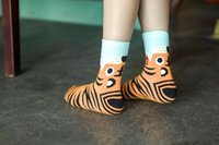 Cheville Chaussettes Imprimées 3D Femmes New Unisexe Mignon Low Cut Chaussettes Chaussettes Plusieurs Couleurs Coton Chaussette Femme Casual Charactor Chaussettes Taille Libre