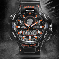 SMAEL Digital Watch Men 2018 Mens Watches Top  LED Quartz Watch 50m Waterproof Sport  Clock relogio mascuino