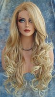 Z&F Wig Hair Blonde Long Wigs Wave 26inch Curly Fluffy fashi...