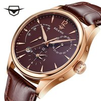 Men's watch automatic mechanical watch kinetic energy displa...