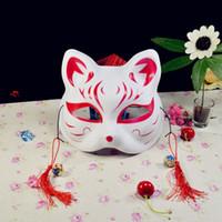 Máscaras del partido de las mujeres atractivas de la mascarada de la máscara del gato veneciano Cosplay bricolaje máscara de alta calidad cara del gato máscara de zorro