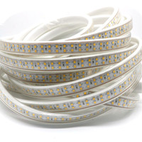 Edison2011 208Leds m Waterproof LED Strip 220V 240V SMD 2835...