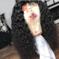 Brazilian hair Curly Lace Front wigs Full Lace Wigs Pre Pluc...