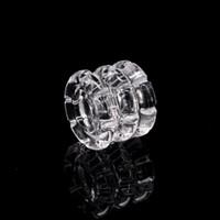 Quarz-Diamant-Knoten-Einsatz Recycler Banger-Einsatz für Loop Banger XL XXL Quarts Banger Nagel-Nagel-Dab-Rig Bong