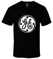 GE General Electric 1930 logo New T Shirt
