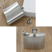 Large Capacity 32 oz Stainless Steel Hip Flask With Funnel -...