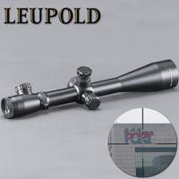 LEUPOLD M1 6-24X50 전술 광학 Riflescope 스나이퍼 사냥 소총 스코프 장거리 라이플 스코프 에어건 소총 범위