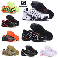 Original Salomon Speed Kreuz 3 Herren Laufschuhe Sportschuhe Outdoor  Jogging Sneaker Sportschuhe Zapatillas Hombre bd80490e7b