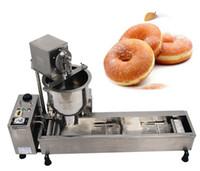 Ücretsiz kargo 110 v / 220 v otomatik çörek makinesi / mini çörek makinesi waffle makinesi
