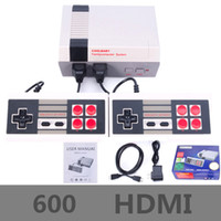 2018 NEW CoolBaby HD HDMI Mini Game Console for NES Game Pla...