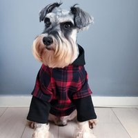 Dog' s Fleece Hoodies With Hat For Halloween Clothing Te...