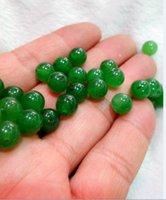 Chine Xinjiang Hetian Jade perles en vrac Livraison gratuite F2