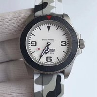 desert battle commando watch camouflage rubber strap camo sp...