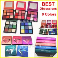 2018 Newest Makeup Beauty Obsessions Eyeshadow Palette 9 col...