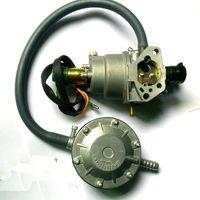 LPG Propan Gaz kullanmak için 5-6.5KW Honda Jeneratör için Dönüşüm Setleri