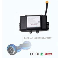 Batteria Hoverboard con batteria al litio certificata UL da 36V 4.4Ah 10s2p per scooter elettrico autobilanciato