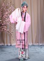 New Carnaval vestuário oriental arte vestido de dança folclórica chinesa traje bordado ópera roupas estilo Chinês desempenho drama desgaste do estágio