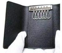 패션 디자이너 브랜드 새로운 여성 정품 가죽 인기있는 6 디자이너 키 지갑 지갑 지갑 손 홀더 상자 62630 작은 가방