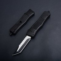 Top Quality Medium 616 Hellblade Auto Tactical Knife 440C Ta...