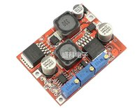 Freeshipping LM2596 LM2577 DC Auto Boost Buck Converter 4-35V tot 1-25V 5V 12V 19V 24V 4A Stap Up / Down Voltage Regulator CC CV Opladen