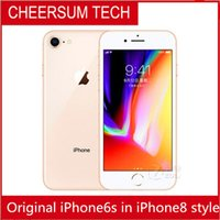 wholesale With fingerprint iphone 6s in 8 style Mobilephone ...