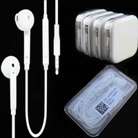 High Quality 3. 5mm In- ear Earphone headphone Earbuds With mi...