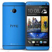 HTC ONE M7 Android 2GB RAM 16 / 32GB ROM 4.7inch Camera WIFI Bluetooth 3G WCDMA Phone Quad Core Original مجدد هاتف محمول مقفلة