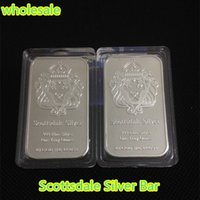 American One Ounce. 999 Fine Silver Bullion Replica Bar Colle...