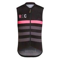 Rapha Team Cyclings Sleeveless Jersey MTB Ropa Ropa Racing Chaleco deportivo al aire libre Uniforme Verano Transpirable Bicicleta Camisas Ropa Ciclismo S21042217