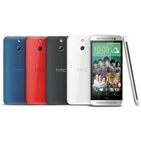 تم تجديده HTC ONE E8 5.0 بوصة وذاكرة الوصول العشوائي 2 جيجا بايت 16 جيجا بايت ROM 13MP 3G 4G LTE WIFI GPS بلوتوث