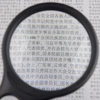 3 LED luce 45X lente di ingrandimento palmare mini microscopio tascabile lettura gioielli lente di ingrandimento prezzo basso di alta qualità