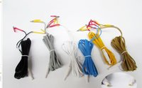 10pcs / lot 6 채널 악어 클립 케이블 침술 바늘 클립 hwato SDZ-II 전자 침술 치료 기기