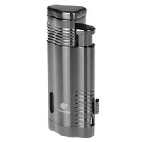 COHIBA High- Grade Windproof Angle Jet Flame Refillable Infla...