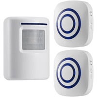 Motion Sensor Alarm, Wireless Driveway Alert, Home Security ...