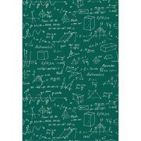 디지털 인쇄 학교 비닐 배경 사진 수학 공식 녹색 보드 아이 어린이 사진 스튜디오 배경